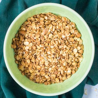 Sachet de 4 portions de Granola Coco Bio