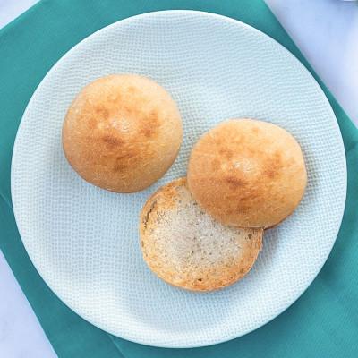 Lot de 4 boules de pain Bio