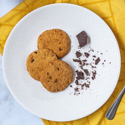 Lot de 4 sachets de 3 cookies aux pépites de chocolat