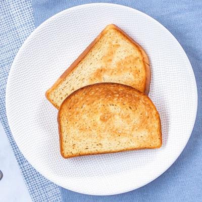 Lot de 4 sachets de 2 tranches de pain de mie façon brioche