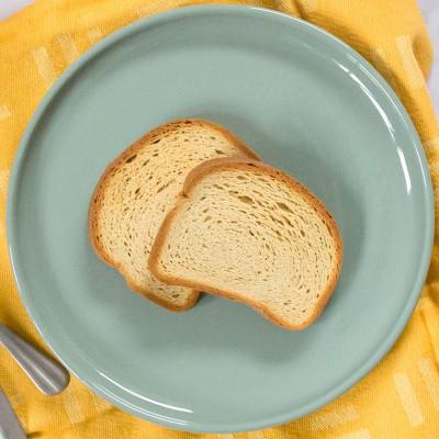 Lot de 8 portions de 2 tranches de pain de mie