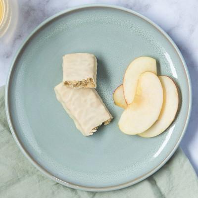 Barre croustillante saveur pomme